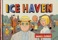 daniel clowes. ice haven