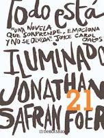 Jonathan Safran Foer.Todo está iluminado