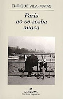 Enrique Vila-Matas. París no se acaba nunca