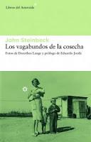 John Steinbeck. Los vagabundos de la cosecha