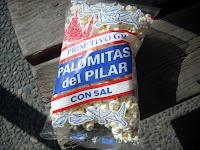 Palomitas del Pilar