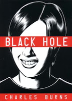 black hole, charles burns