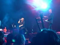 Yazoo en concierto
