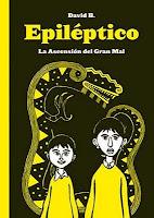 Epiléptico, david b