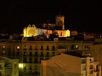 La Catedral de Tarragona iluminada