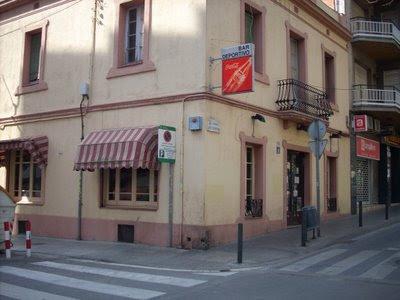 Restaurante Bar Deportivo, L'Hospitalet de Llobregat, foto Xavi Masip