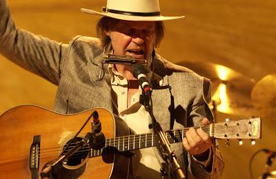 Neil Young, una de las estrellas del primavera sound 2009