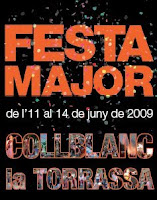 fiesta mayor de Collblanc - La Torrassa de L'Hospitalet de Llobregat