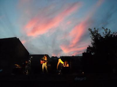 Los Jardines de Can Sumarro, la foto es de un concierto del Petit Format 09