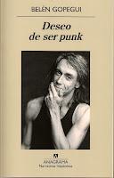 Belen Gopegui, deseo de ser punk