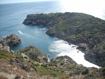 las vistas desde el Cap de Creus son espectaculares