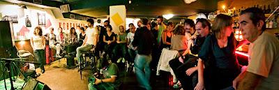 público en un concierto del Depo, foto cedida por Deposito Legal
