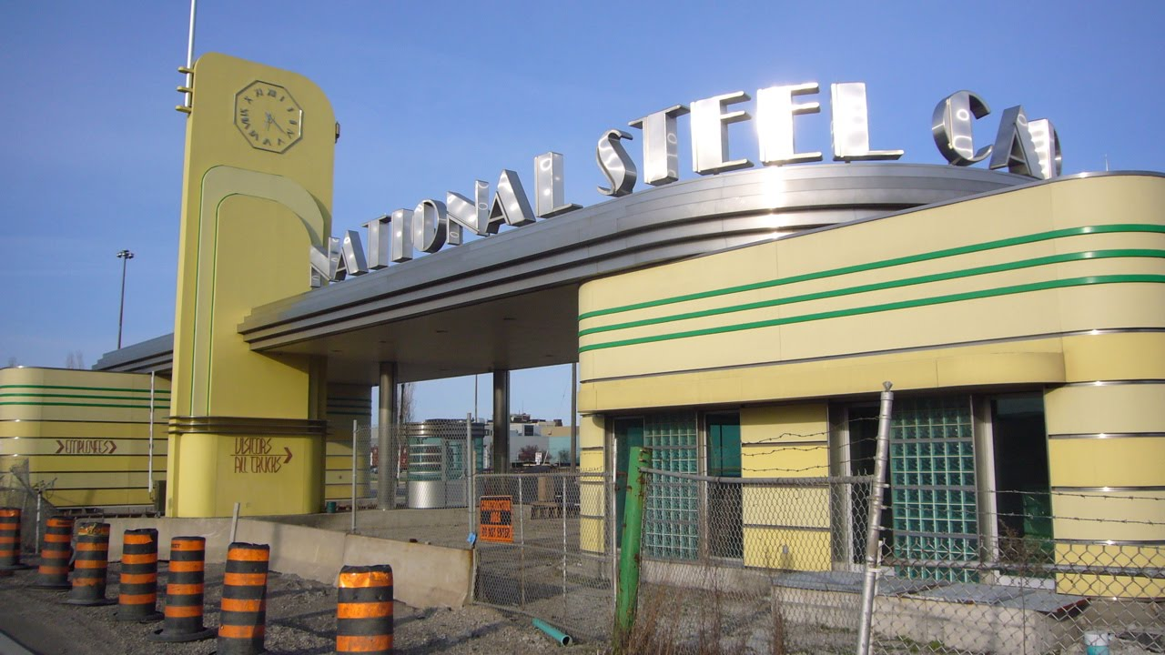 lost toronto: National Steel Car- Hamilton