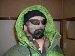 Fotos de cortes de cabelo estranhos