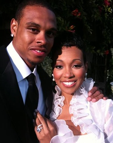 Singer Monica, weddings, Singers Shannon Brown,