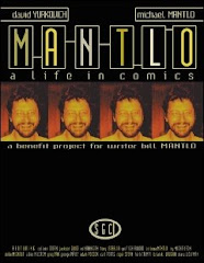 MANTLO. una vida en comics