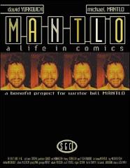 MANTLO. una vida en comics