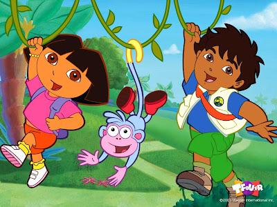 Diego Dünyayı Kurtarma Oyunu