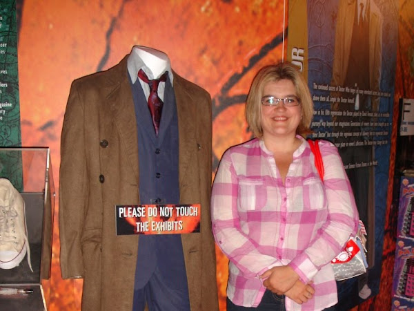 Doctor Who exhibition