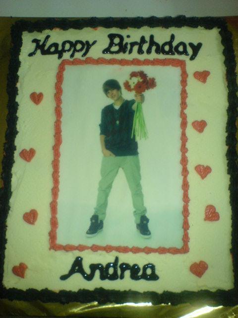 justin bieber cake designs. justin bieber cake decorations