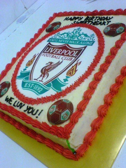 Red Velvet Cake Liverpool