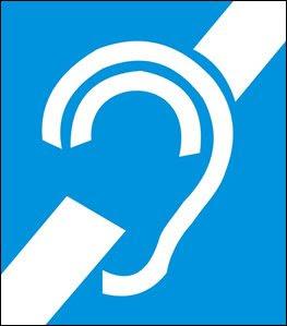Símbolo da Surdez