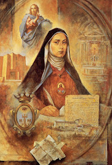 Blessed M. Maria Celeste of the Most Holy Savior - Julia Crostarosa