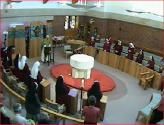Join the Redemptoristine Nuns Daily Prayer at their Monastery Chapel in Dublin - Live Online