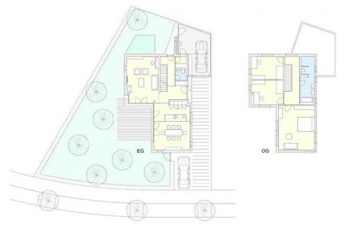 home design: Modern Simple Angular Cubic design