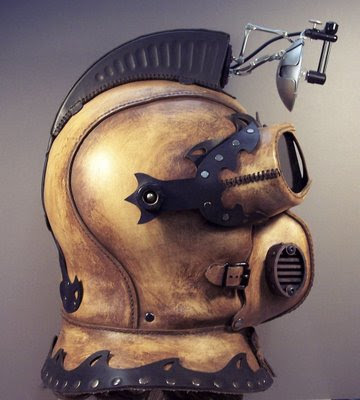masks and helmets by tom