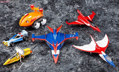 battle of the planets vehicles - photo #3