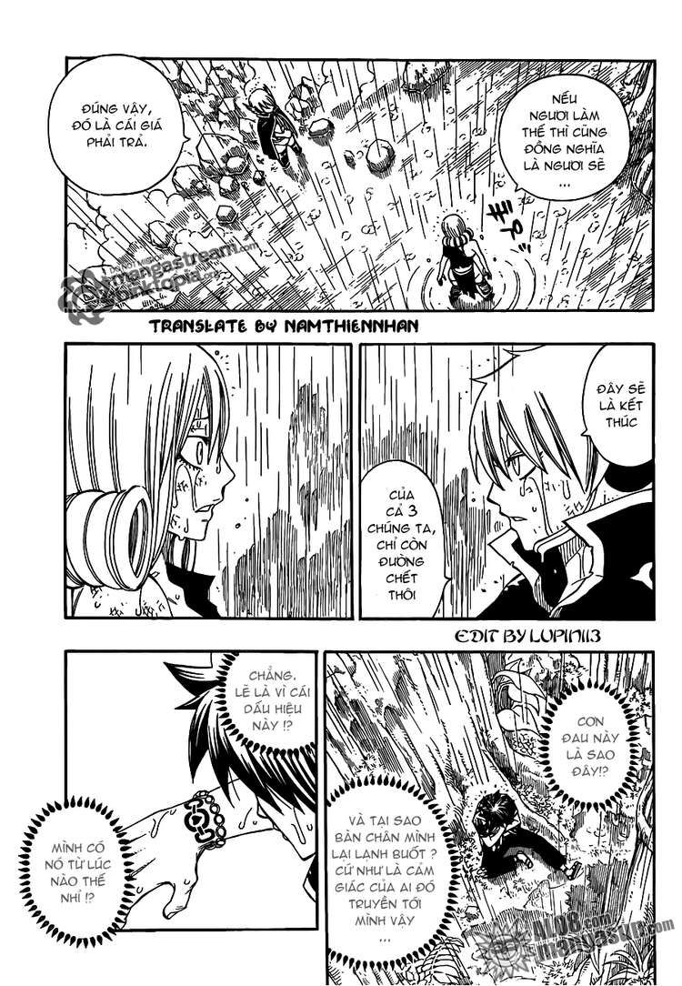 Fairy Tail chap 230 page 3 - IZTruyenTranh.com