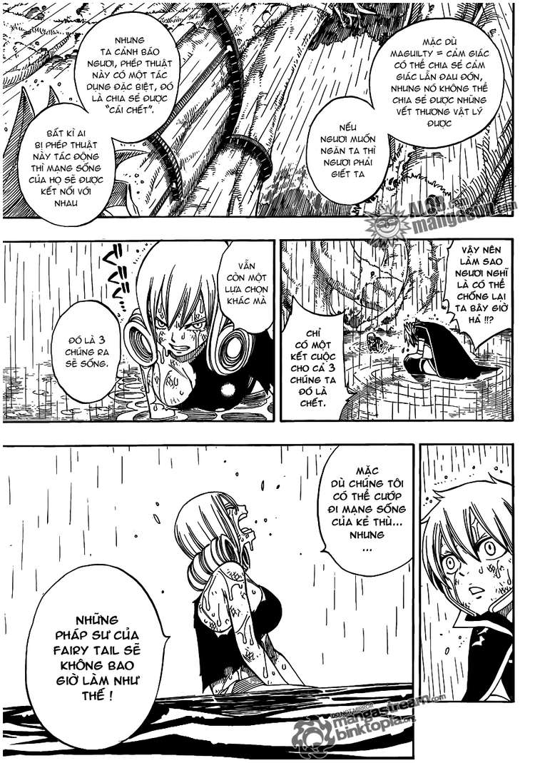 Fairy Tail chap 230 page 7 - IZTruyenTranh.com