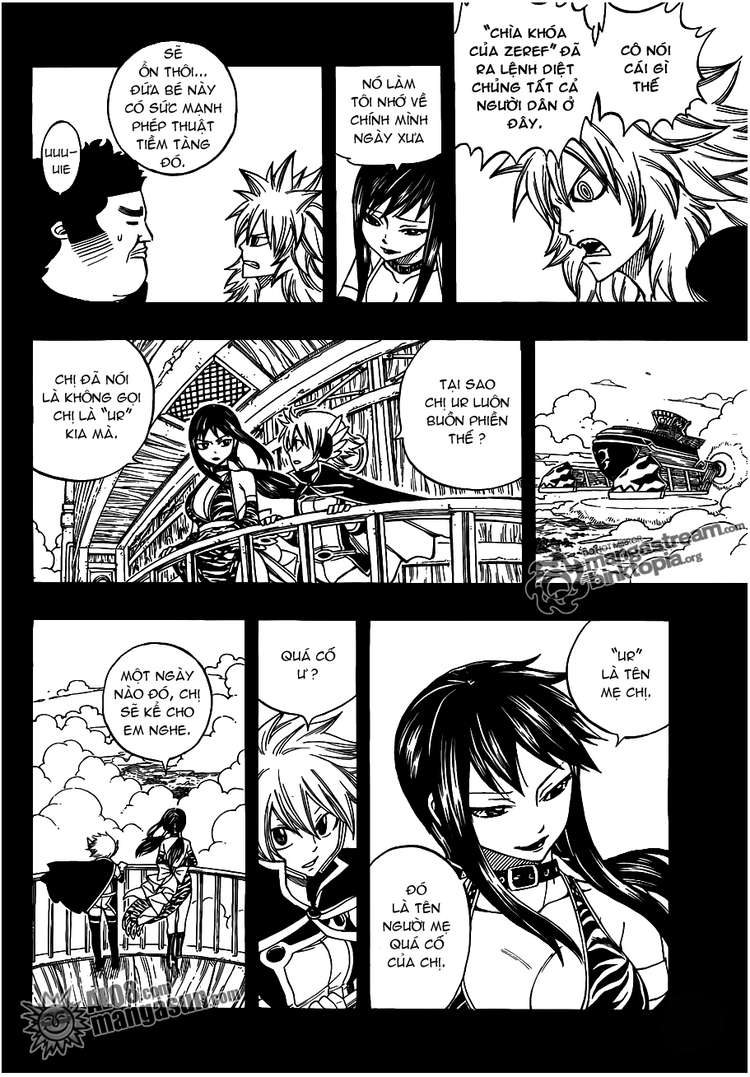 Fairy Tail chap 230 page 10 - IZTruyenTranh.com
