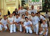 Students of Grupo Capoeira Brasil