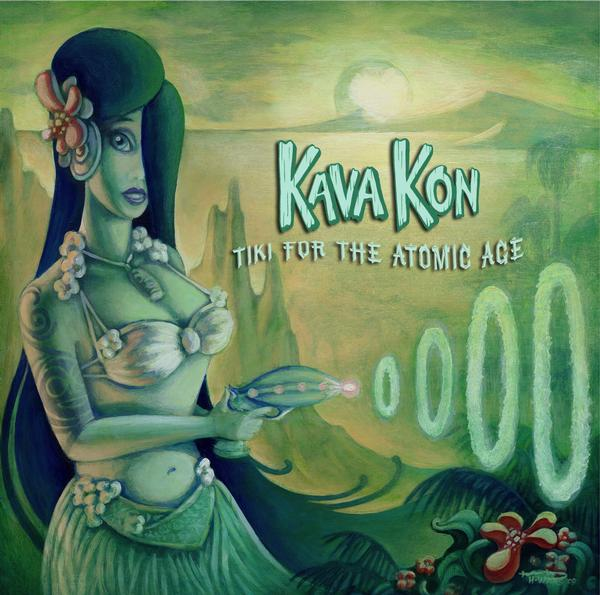 Kava Kon   Tiki for the Atomic Age