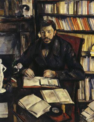 Cézanne: Gustave Geoffrey