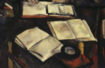 Cézanne: Gustave Geoffrey detail