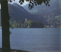 cézanne Le Lac d'Annecy
