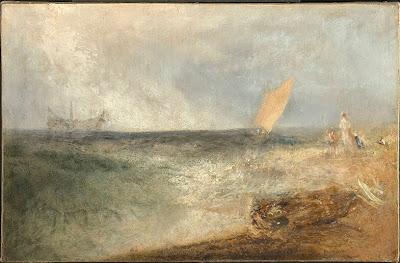 Turner. Off Ramsgate 1940