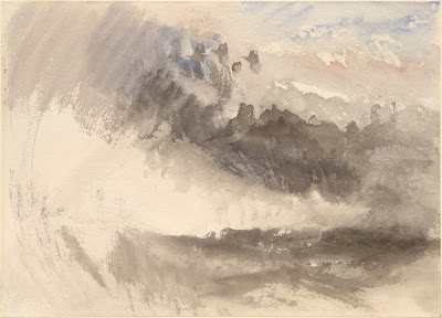 Turner. Sky and Sea c. 1826-9