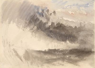 Turner. Sky and Sea c. 1826-9
