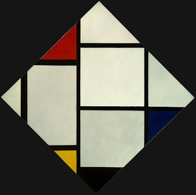 Mondrian. The Diamond Compositions