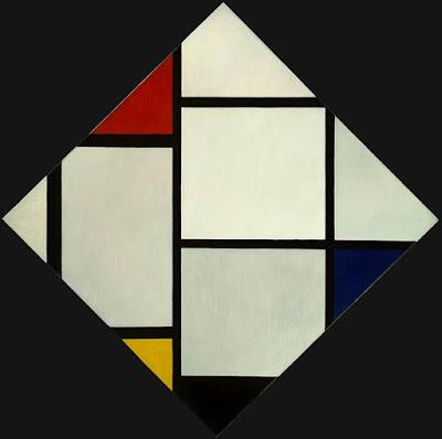 Mondrian. The Diamond Compositions