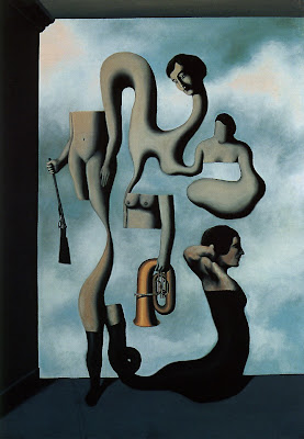 Magritte. The Acrobats Ideas