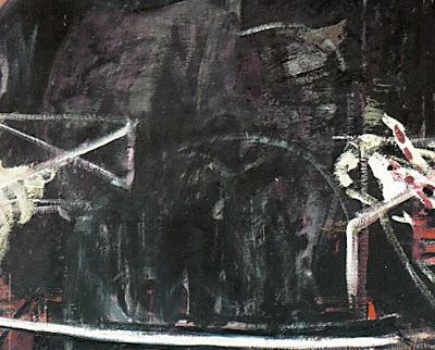 Francis Bacon's Diagram: Detail From Painting 1946