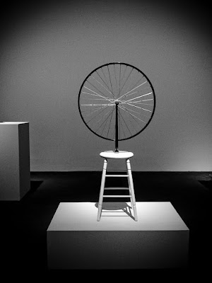 Duchamp. Bicycle Wheel