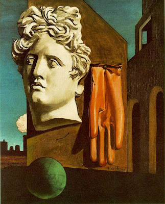 de Chirico. Song of Love