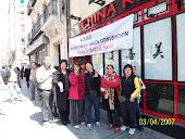 CWA Spain Trip 2007