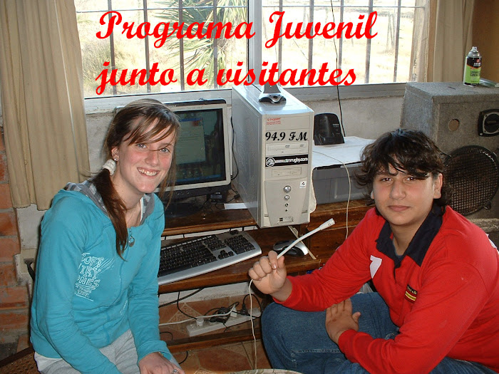 Programa Juvenil con visitas